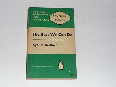 The Best That We Can Do--Sybille Bedford--Penguin--1961