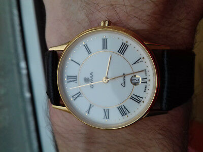 Cyma VINTAGE COLLECTION 5383 NOS MONTRE RELOJ SWISS MADE WATCH UHR LUXURY RARE