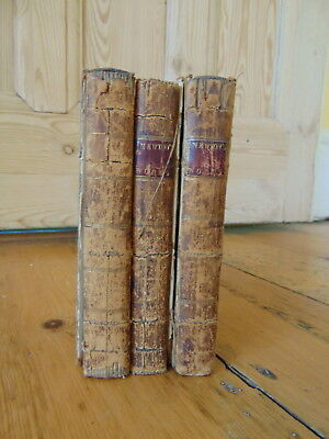 LETTERS & SERMONS with a review of ECCLESIASTICAL HISTORY by JOHN NEWTON 1787