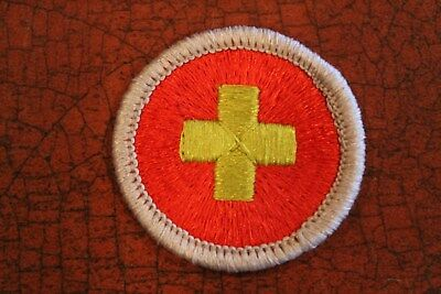 """Bsa """"first Aid"""" Merit Badge - Official Boy Scouts"""