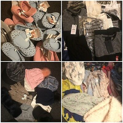 Joblot Womens Clothes & Accessories All New 69 Items