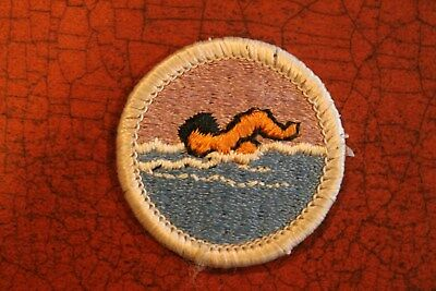 """Bsa """"swimming"""" Merit Badge - Official Boy Scouts"""