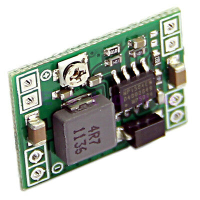 UK! MP1584 3A DC-DC Buck Adjustable Voltage Regulator Step Down Power Supply