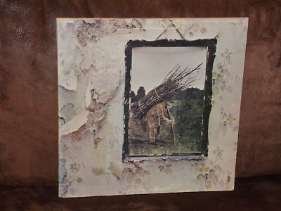 Vinyl-LP: LED ZEPPELIN - IV [4, Zoso] (1971) [Stairway To Heaven, Rock and Roll]