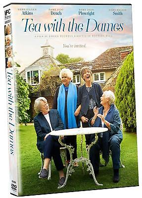Tea With The Dames ** DVD ** excellent condition ** MAGGIE SMITH