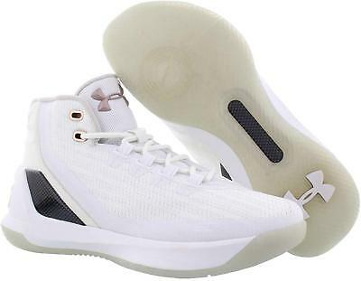 e10995779b45 ... new zealand new under armour curry 3 boys basketball shoes white rose  gold select size 4b475 ...