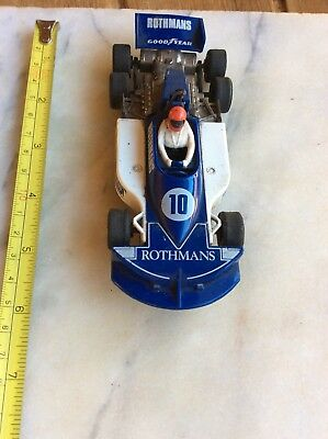 Scalextric Car March 771 C129 Untested And Play Worn Condition