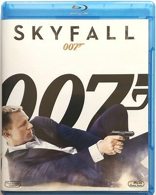 Blu-ray 007 - Skyfall by Sam Mendes 2012 Used