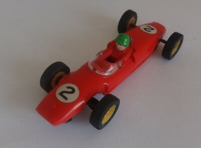 Scalextric Triang Lotus C67 Red No 2 Very Good Condition - Tested