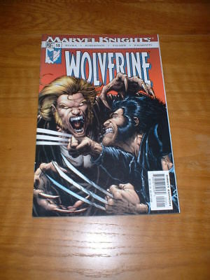 WOLVERINE 15 (vol 3). VFN+ COND. JULY 2004. RETURN OF THE NATIVE PART 3.