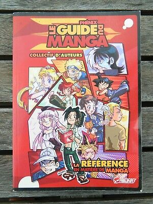 Guide Phénix du Manga - collectif d'auteurs + DVD