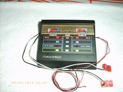 Scalextric 1980s C451 Fuel Tank (Unboxed) Great Working Condition