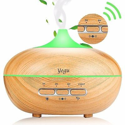 Aromatherapy Essential Humidifier Air Purifiers, Ultrasonic Aroma Diffuser