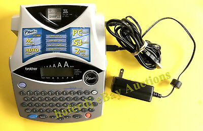 Brother P-Touch PT-1950 Label Printer Maker PC-Ready Labeler Small Workgroup USB