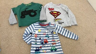 Baby Boy 3-6 Months Long Sleeved Tops