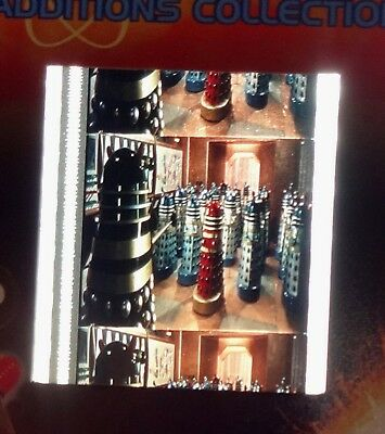 Dr Who Big Screen Additions Unique Movie Cell Card MC1 -  Dr Who & The Daleks