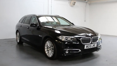 2015 Bmw 525D Luxury Touring, Full Bmw Service History, Only 32500 Miles