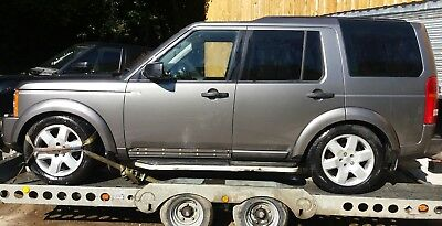 LAND ROVER DISCOVERY 3 2005-2009 SPARES PARTS BREAKING WHEEL NUT Grey Green Silv