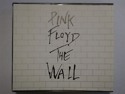 Pink Floyd The Wall 2 x CD Album Fatbox Issue