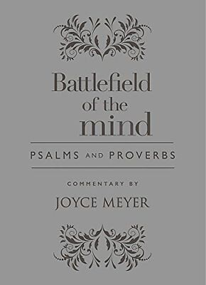 Psalms and Proverbs by Joyce Meyer