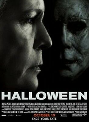 Halloween 2018 - VUDU HDX Digital Code ONLY (no discs)