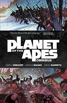 Planet of the Apes Omnibus by Daryl Gregory
