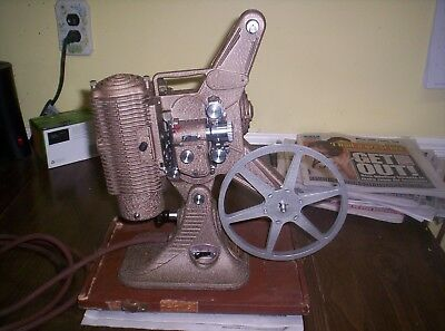 Vintage/antique Keystone Model 95 Projector 8 Mm