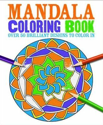 Mandala Colouring Book (Colouring Books) by Clare Goodwin