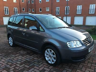 Volkswagen Touran 1.9TDI 7 Seats SE 2006, Cards Accepted, Warranty Inc.