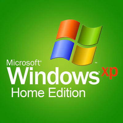 Windows XP Home Edition Product License (NO Install Media)