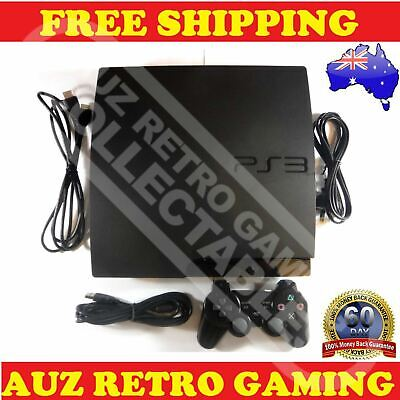 Sony PS3 Playstation 3 Console Pack 250GB CECH-2002B