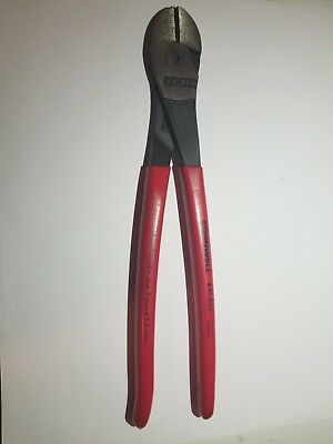 "Knipex 10"" Hi Leverage Diag Cutters KXC800 branded (Cornwell)"