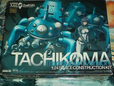 Ghost in the Shell 1/24 S.A.C. 2nd GIG Series Tachikoma Plastic Model Wave F/S