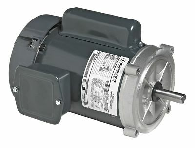 Motor,Cap Start,1 HP,115//208-230V,56J MARATHON MOTORS 056C34D2121