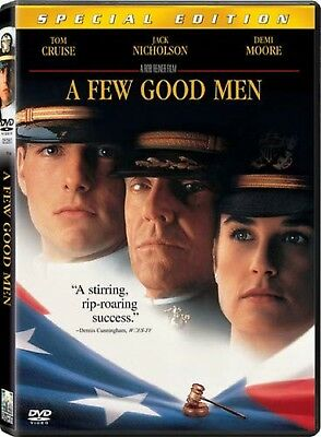 3 CENT DVD - A Few Good Men (1992) . . . *FREE Shipping on any 4 DVDs*