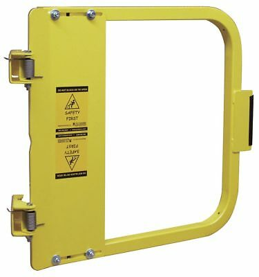 PS Doors Safety Gate, 16-3/4 to 20-1/2 In, Steel - LSG-18-PCY