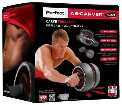 GOMA Core Workouts Perfect Fitness Ab Carver Pro Roller