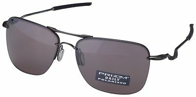 d66cd8c38a Oakley Tailhook Sunglasses OO4087-05 Carbon w  Prizm Daily Polarized Lenses