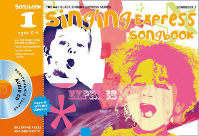 Singing Express Songbook 1, Gillyanne Kayes, Ana Sanderson, Used Excellent Book