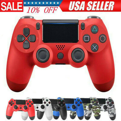 US For PS4-PlayStation 4 Dualshock 4 Joystick 6Ax Gamepad Wireless Controller