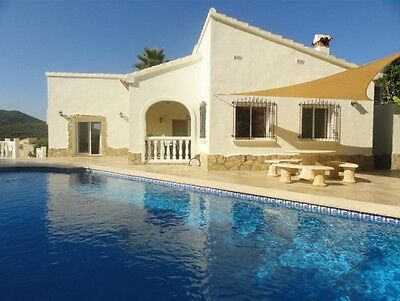 Superb Villa in Spain with Large Private Pool - Unique Package including Website