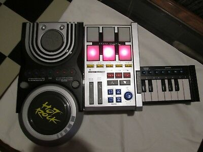 DJ MIXER KEYBOARD Rap Dance Multi Music Maker Electronic DJ Machine Youths