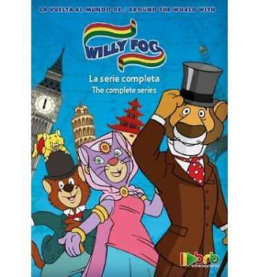 La Vuelta Al Mundo De Willy Fog (Dvd)
