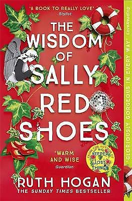The Wisdom of Sally Red Shoes, Ruth Hogan