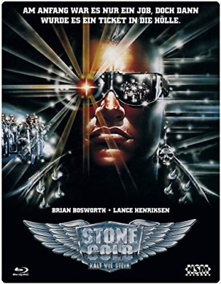 Henriksen, Lance-Stone Cold - (German Import) (Uk Import) Blu-Ray New