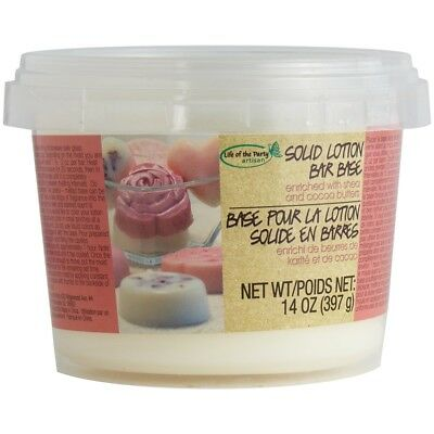 Solid Lotion Bar Base 14oz-