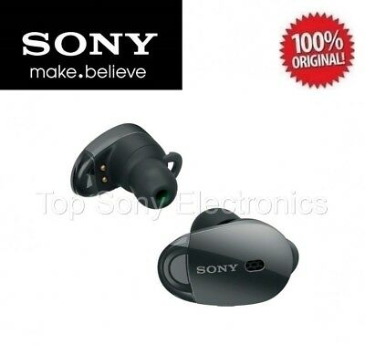 Sony WF1000X/BM1 Bluetooth Wireless In-Ear Earphones Noise-Canceling (Black)