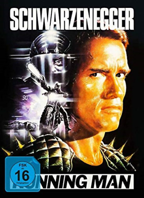 Schwarzenegger, Arnold-Running Man - Limited Collector?s (Uk Import) Blu-Ray New