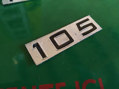 N.O.S decalque decor PEUGEOT 105 mobylette