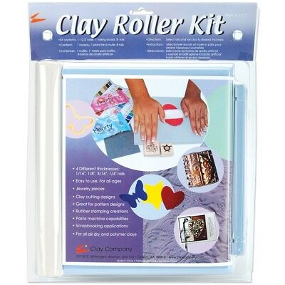 Clay Roller Kit-